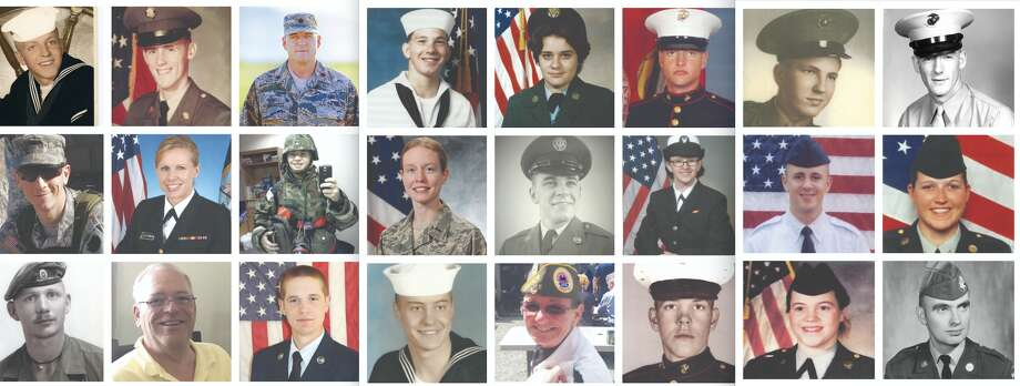 In honor of Veterans Day, the Pioneer is honoring its veterans, past and present, with a special gallery of local heroes. This gallery features over 600 submissions of veteran photos the Pioneer has received over the years. Photo: Pioneer Group Photo