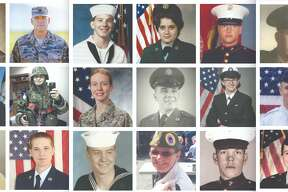In honor of Veterans Day, the Pioneer is honoring its veterans, past and present, with a special gallery of local heroes. This gallery features over 600 submissions of veteran photos the Pioneer has received over the years.