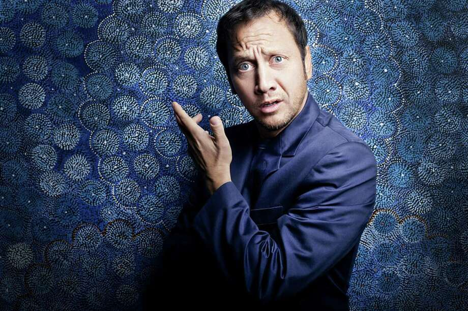 """Actor, comedian, screenwriter and director Rob Schneider will perform in """"socially distant"""" show Dec 11 in the Grand Theater at the Foxwoods Resort Casino. Photo: Rob Schneider / Contributed Photo"""