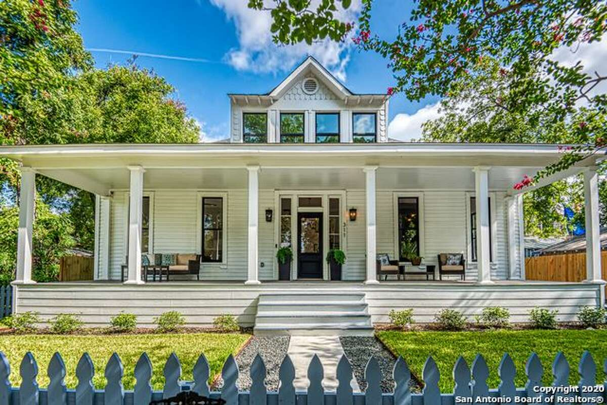 311 Pereida St. | $935,000 The 2,780 square-foot King William home has three bedrooms and 3.5 bathrooms.