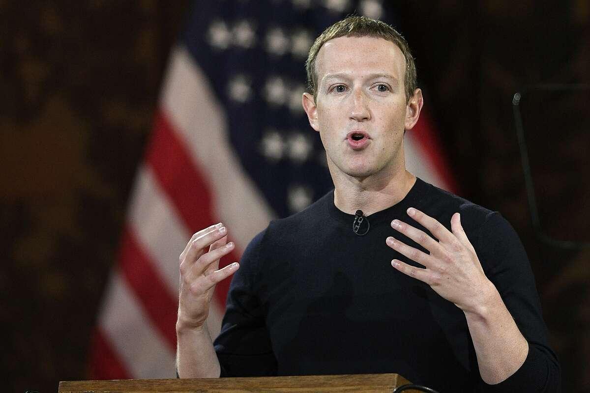 CEO Mark Zuckerberg has taken heat over the vast amount of misinformation spread on Facebook.