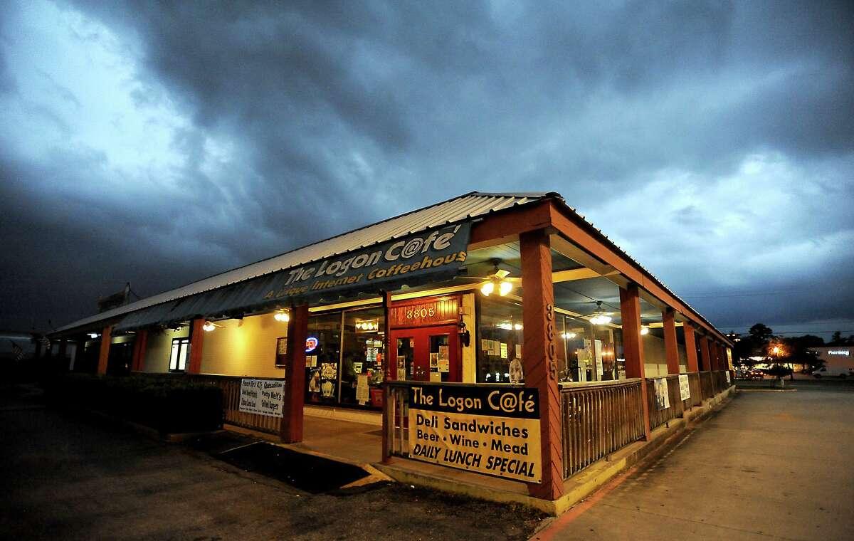 The Logon Cafe. Tammy McKinley/The Enterprise