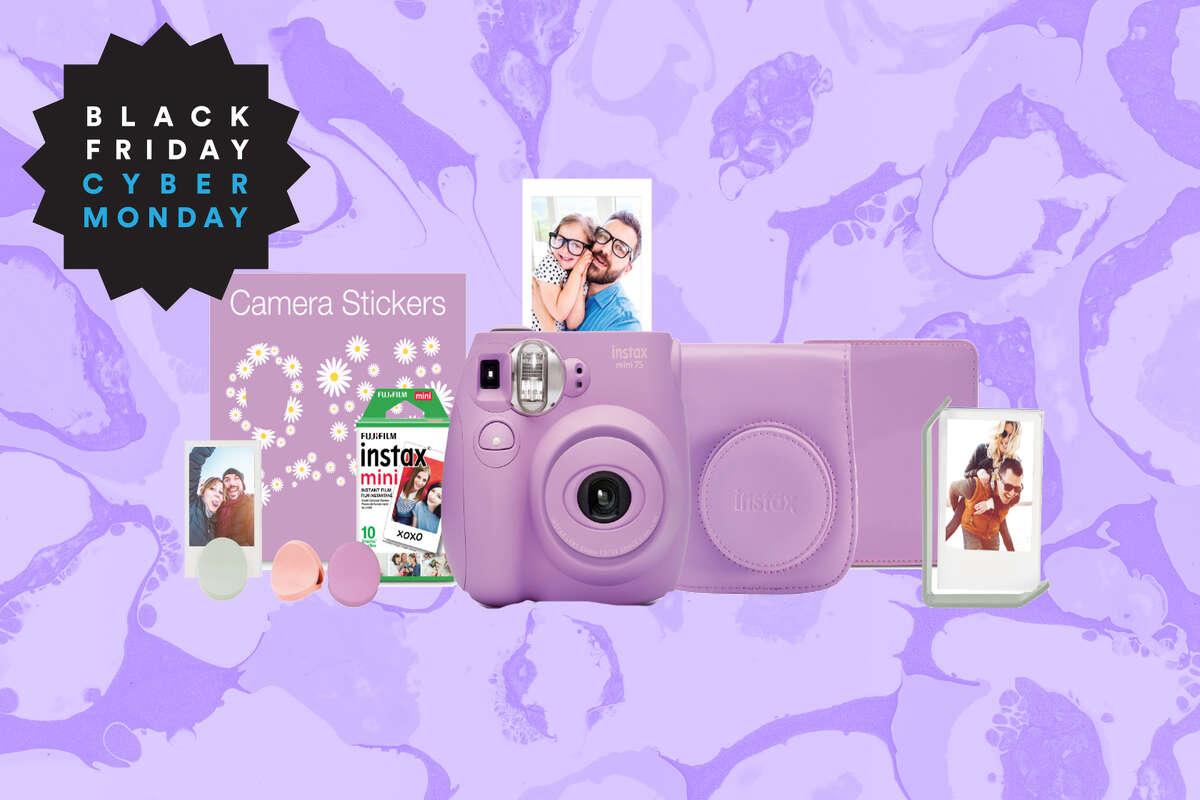 Fujifilm Instax Mini 7s Lavender Bundle, $49 at Walmart