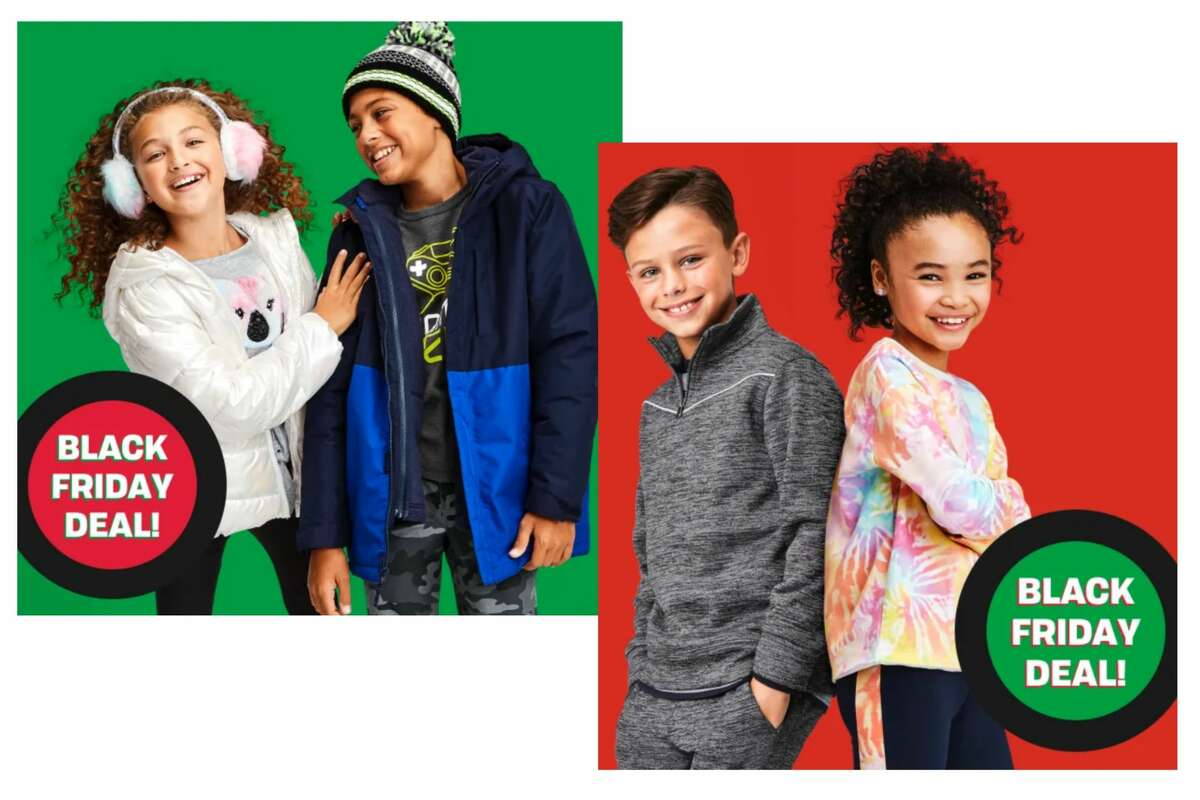 Shop Black Friday now at The Children's Place. Want more apparel deals? Visit Chron Shopping.