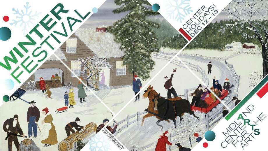 Midland Center for the Arts is hosting a Winter Festival on Dec. 12-13. (Photo provided/Midland Center for the Arts)