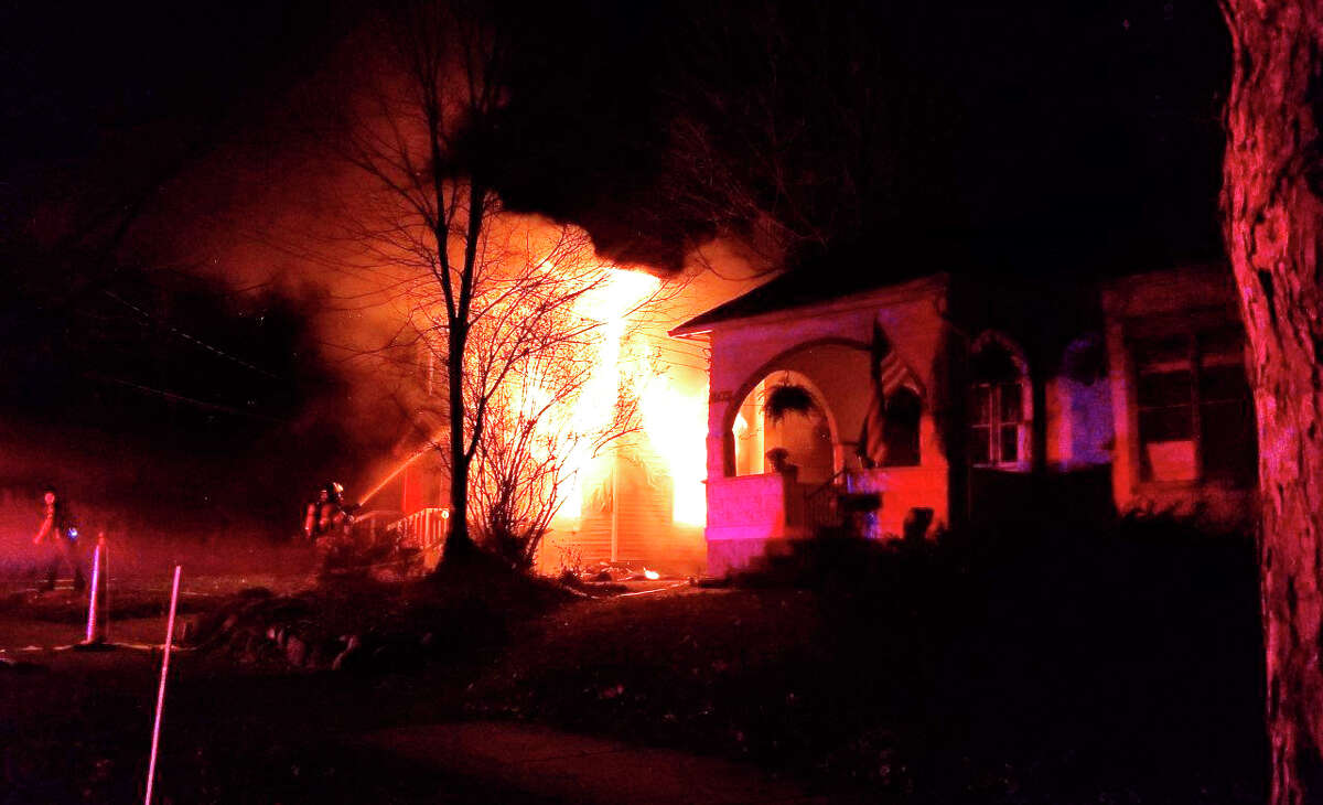A 58-year-old man died in a structure fire early Tuesday morning. The cause of the fire remains unknown.