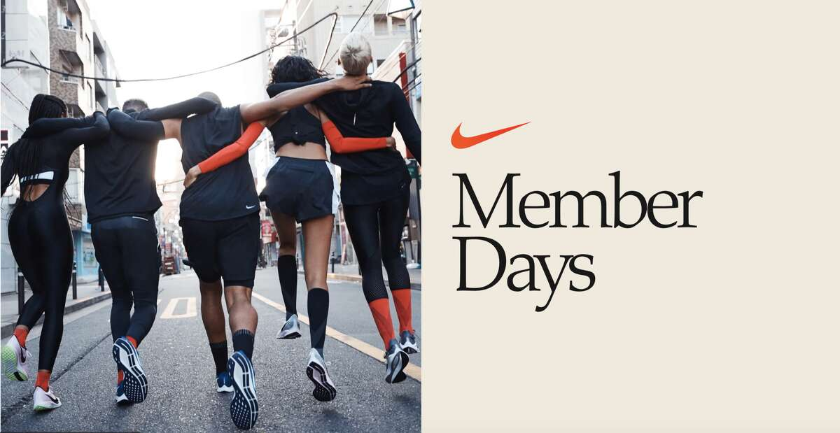 Member Days Flash Sale at Nike, Save up to 50% with promo code SIGNIN