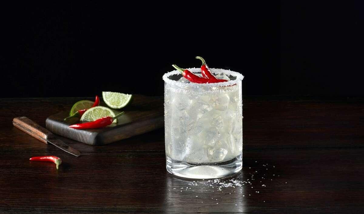 Pictured: Ghost Margarita.