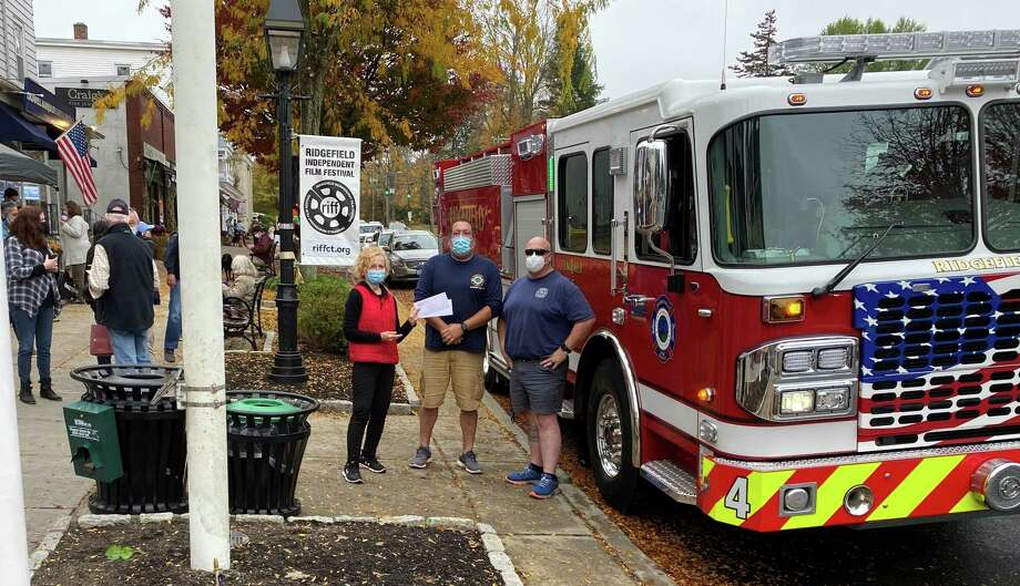 The Ridgefield Rotary Club held a fundraiser Oct. 24. Photo: Contributed Photo