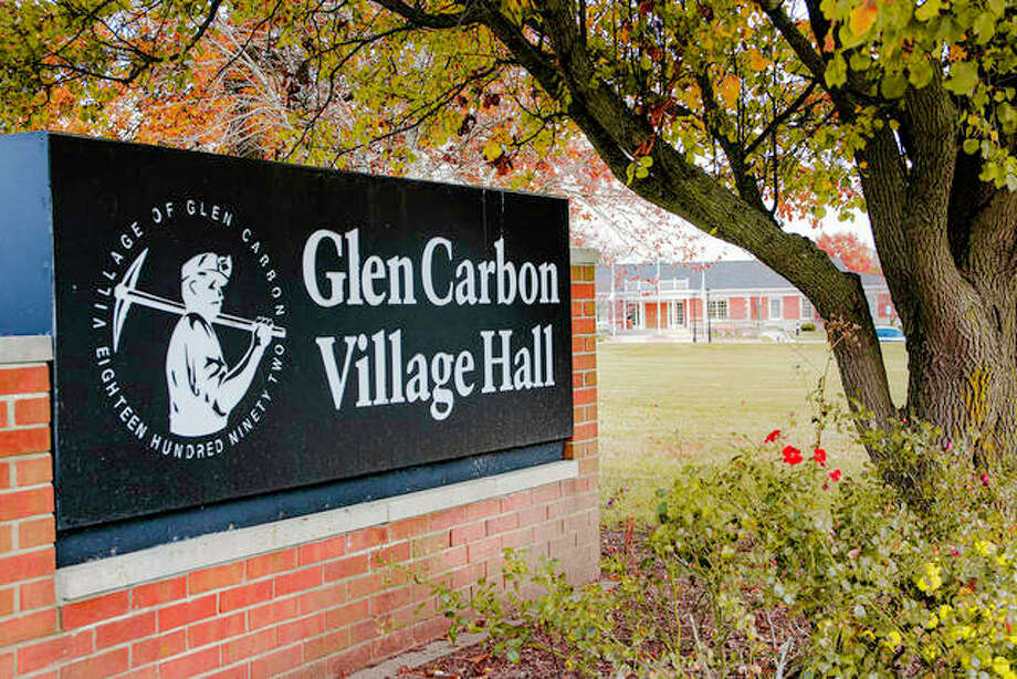 Glen Carbon Board of Trustees voted to layover four items connected to its newest planned retail and commercial site Tuesday at village hall. Photo: Tyler Pletsch | The Intelligencer
