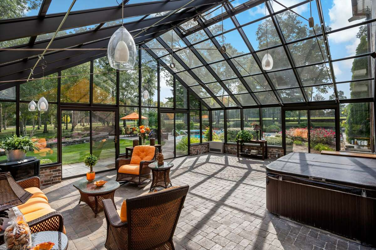 65 Parker Hill Road Ext., Killingworth Price: $10,000,000 Home type: House/Equestrian Estate Bedrooms: 6 | Bathrooms: 6 | 7,376 square feet View full listing