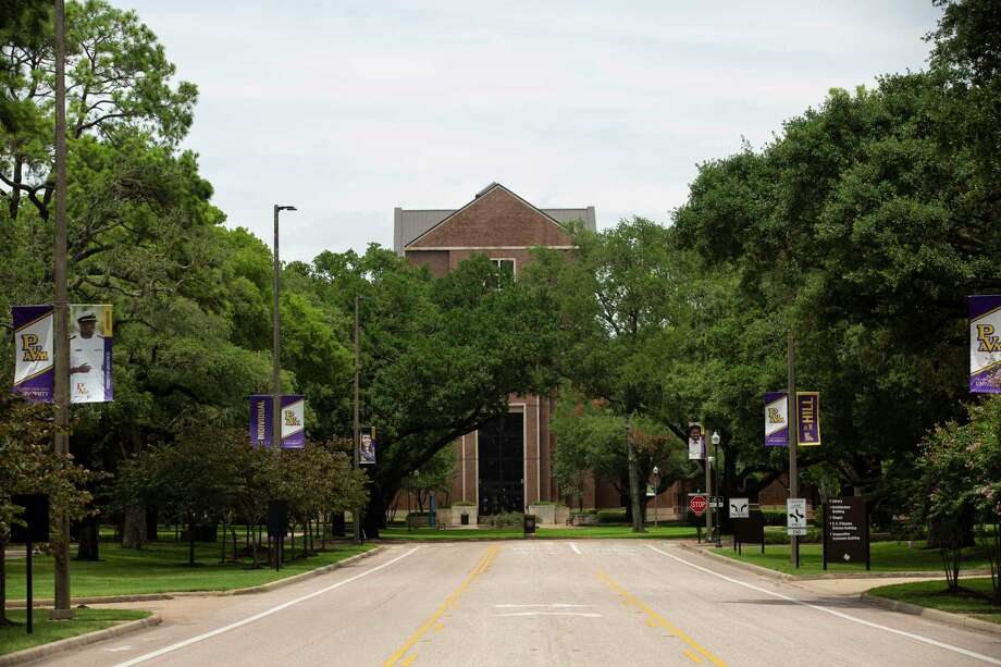 Prairie View A&M University's John B. Coleman Library Thursday, June 25, 2020, in Prairie View. Photo: Yi-Chin Lee, Houston Chronicle / Staff Photographer / © 2020 Houston Chronicle