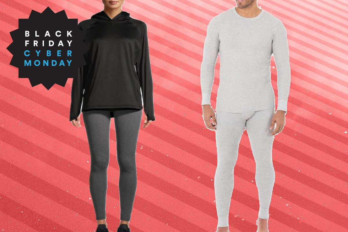 Loungewear for the whole family, Walmart Black Friday