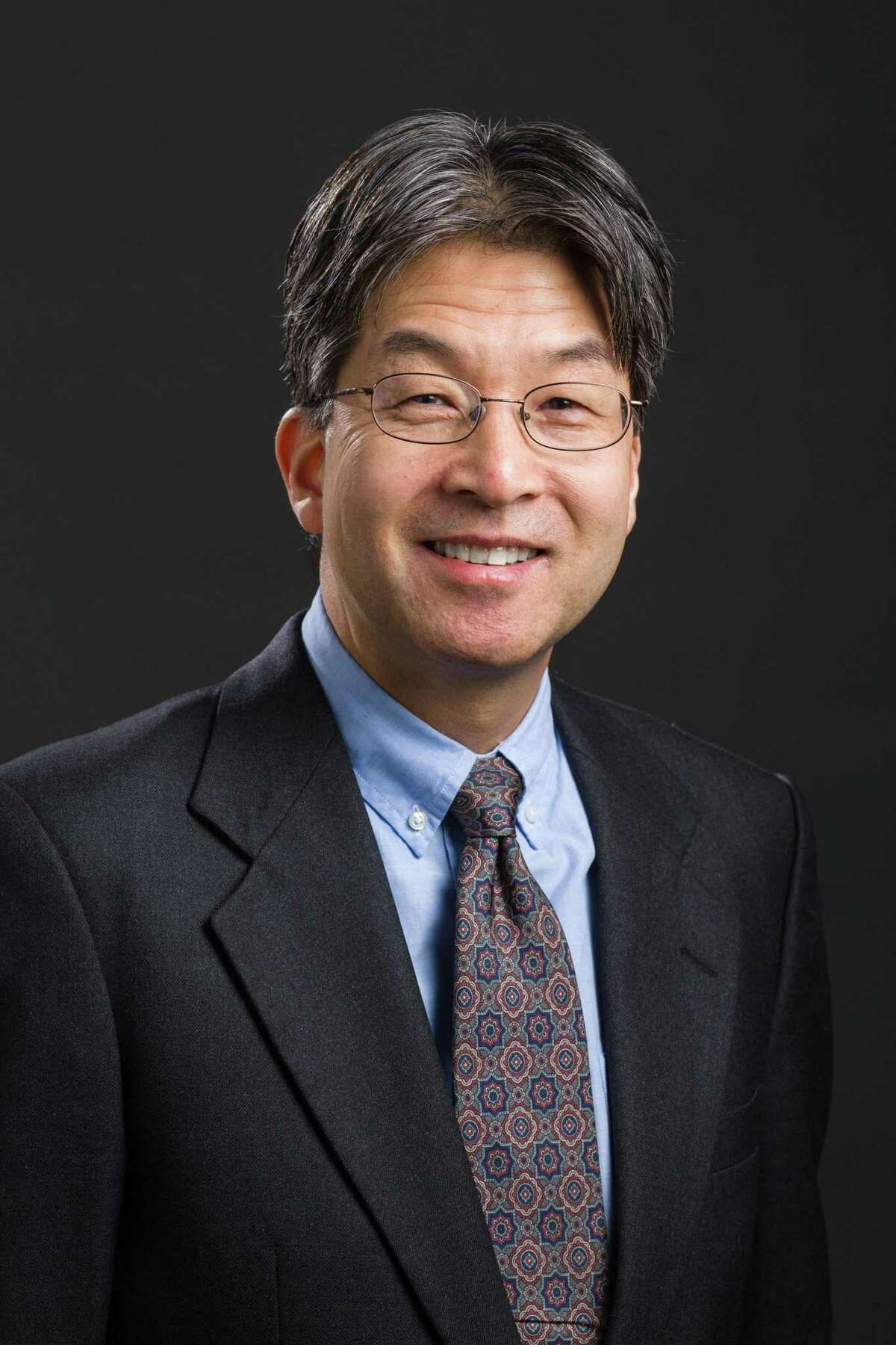Dr. Albert Ko, a professor of epidemiology and infectious diseases at the Yale School of Public Health and Yale School of Medicine, discussed the coronavirus crisis on Wednesday, Nov. 11, 2020 during the Greenwich Economic Forum.