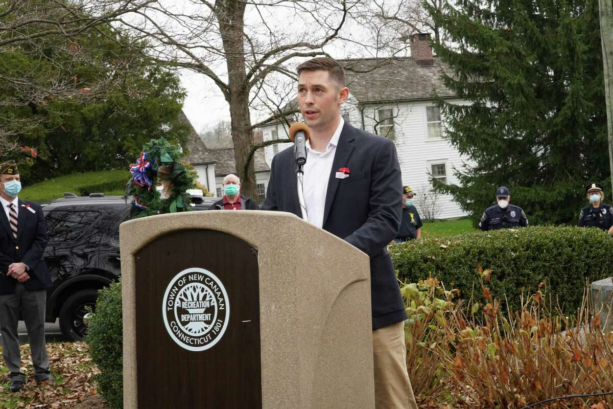 Russ Kimes, emergency management director for the Town of New Canaan, said on Saturday that long-term outages are one of the main concerns for residents.