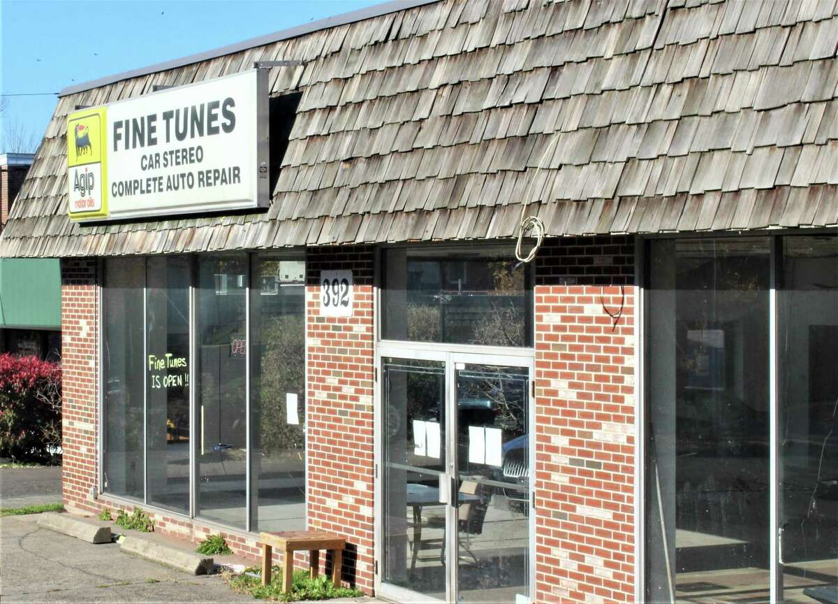Fine Tunes Auto Repair is located at 392 Washington St. in Middletown.