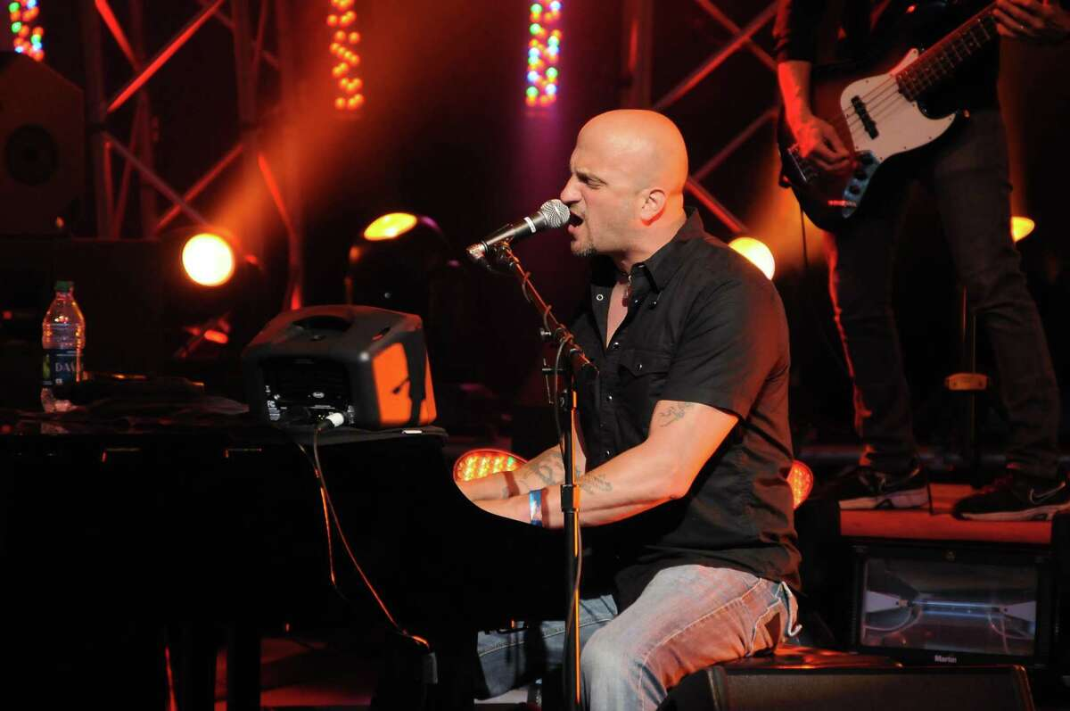 Mike DelGuidice will perform his