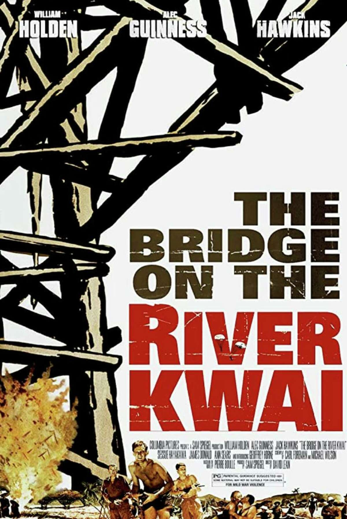 """""""The Bridge on the River Kwai"""" will air on PBS on Saturday, Nov. 14."""