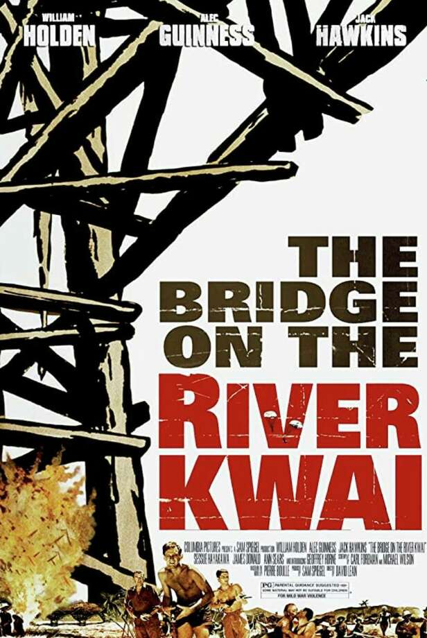 """The Bridge on the River Kwai"" will air on PBS on Saturday, Nov. 14. Photo: IMDb / Contributed Photo"