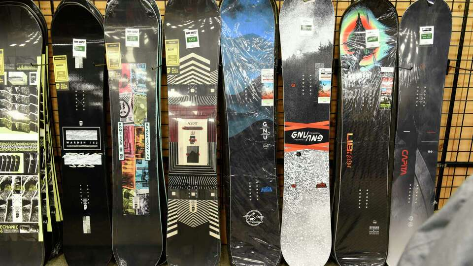 Coronavirus or not, skiers, boarders want their new snow toys