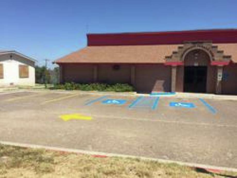 The Larga Vista Community Center will be closed until Monday. Photo: Courtesy /Webb County
