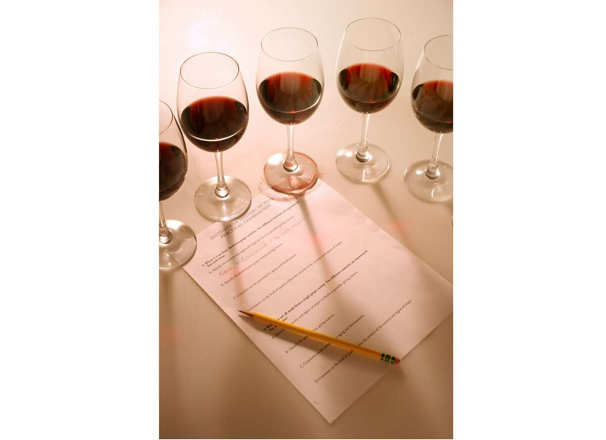 The Court of Master Sommeliers administers exams for varying levels of wine certifications, the highest of which is the master sommelier certification.