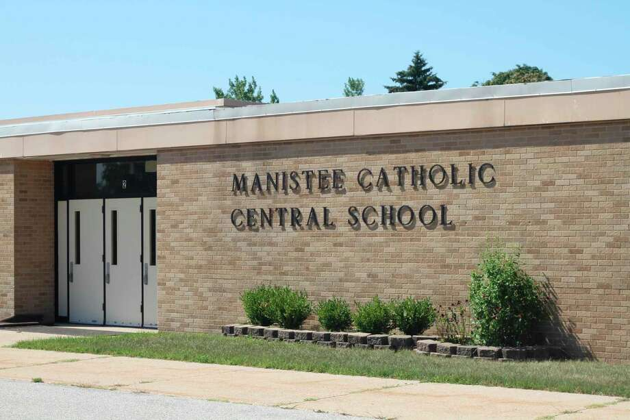 Manistee Catholic Central School was closed Wednesday due to a confirmed COVID-19 case in the sixth grade, according to an email from principal Jeremie Solak that was sent out to staff and families. The school will be closed through Monday. (File photo)