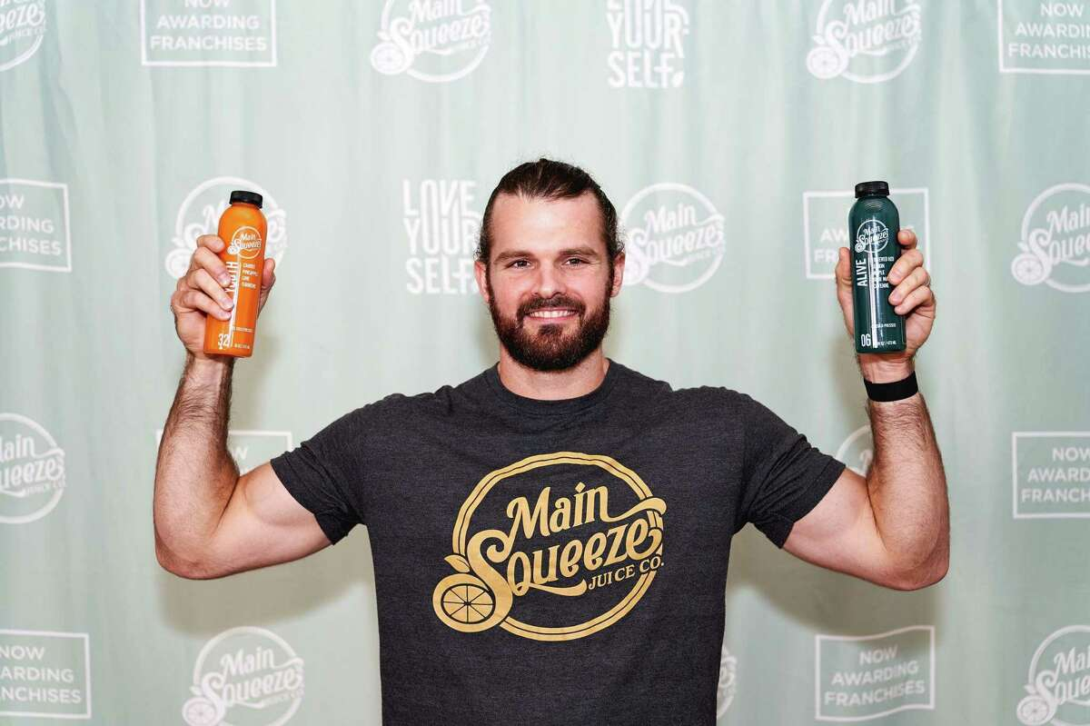 Houstonian and New Orleans Saints punter Thomas Morstead is part of the ownership group of Main Squeeze Juice Co., a Louisiana-based juice and smoothie bar franchise with eight locations in the Houston market. The chain has 14 locations in Texas and Louisiana.
