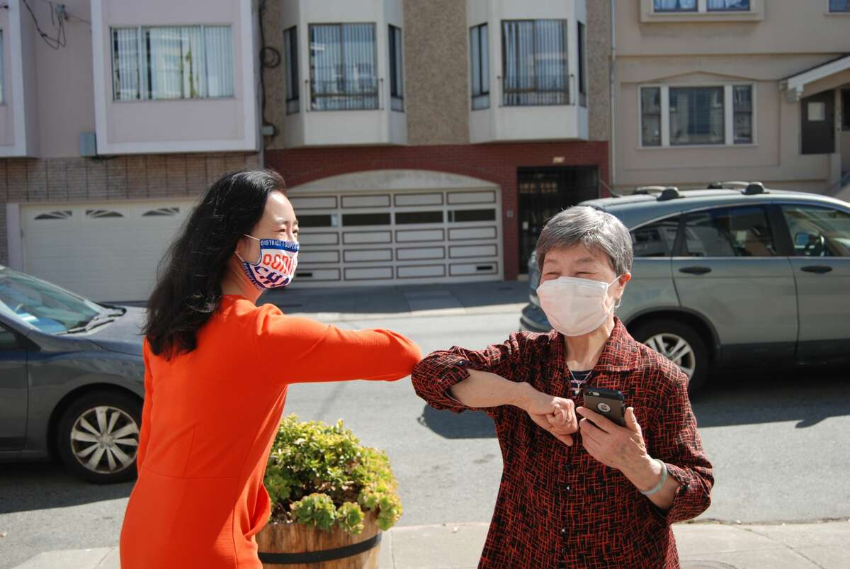 Connie Chan campaigned for District 1 Supervisor throughout the pandemic, winning election over challenger Marjan Philhour by just 123 votes.