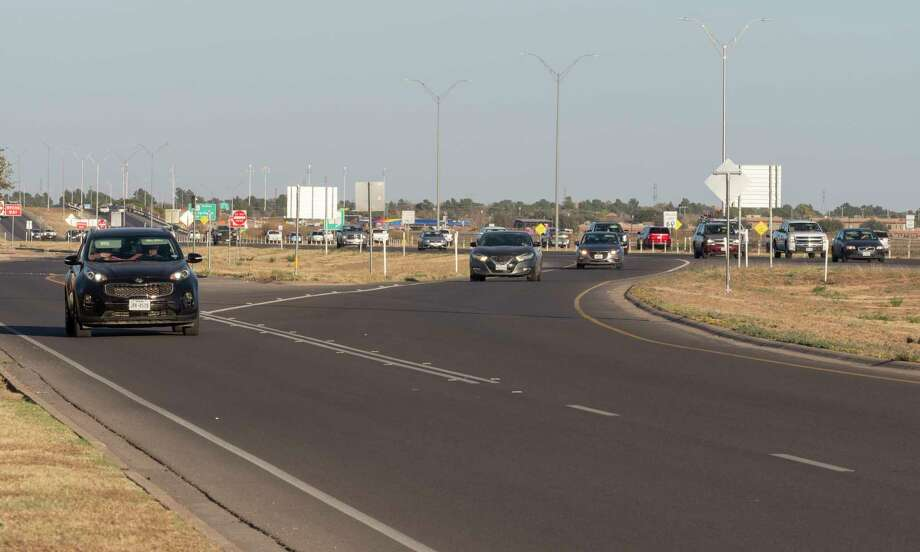 Exits off Loop 250. 11/11/2020  Tim Fischer/Reporter-Telegram Photo: Tim Fischer, Midland Reporter-Telegram