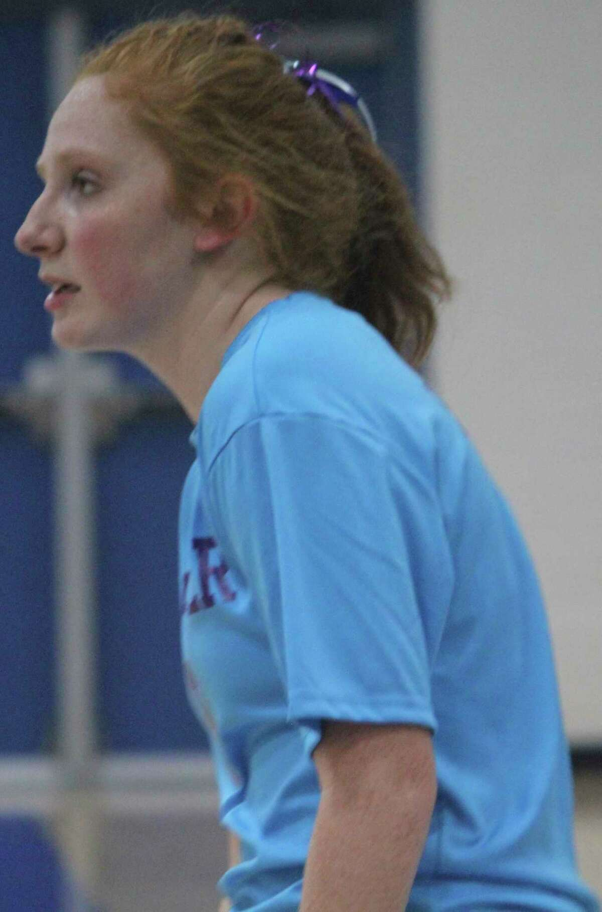 Emma Whitley was a key senior for Pine River's volleyball team this season. (Pioneer file photo)