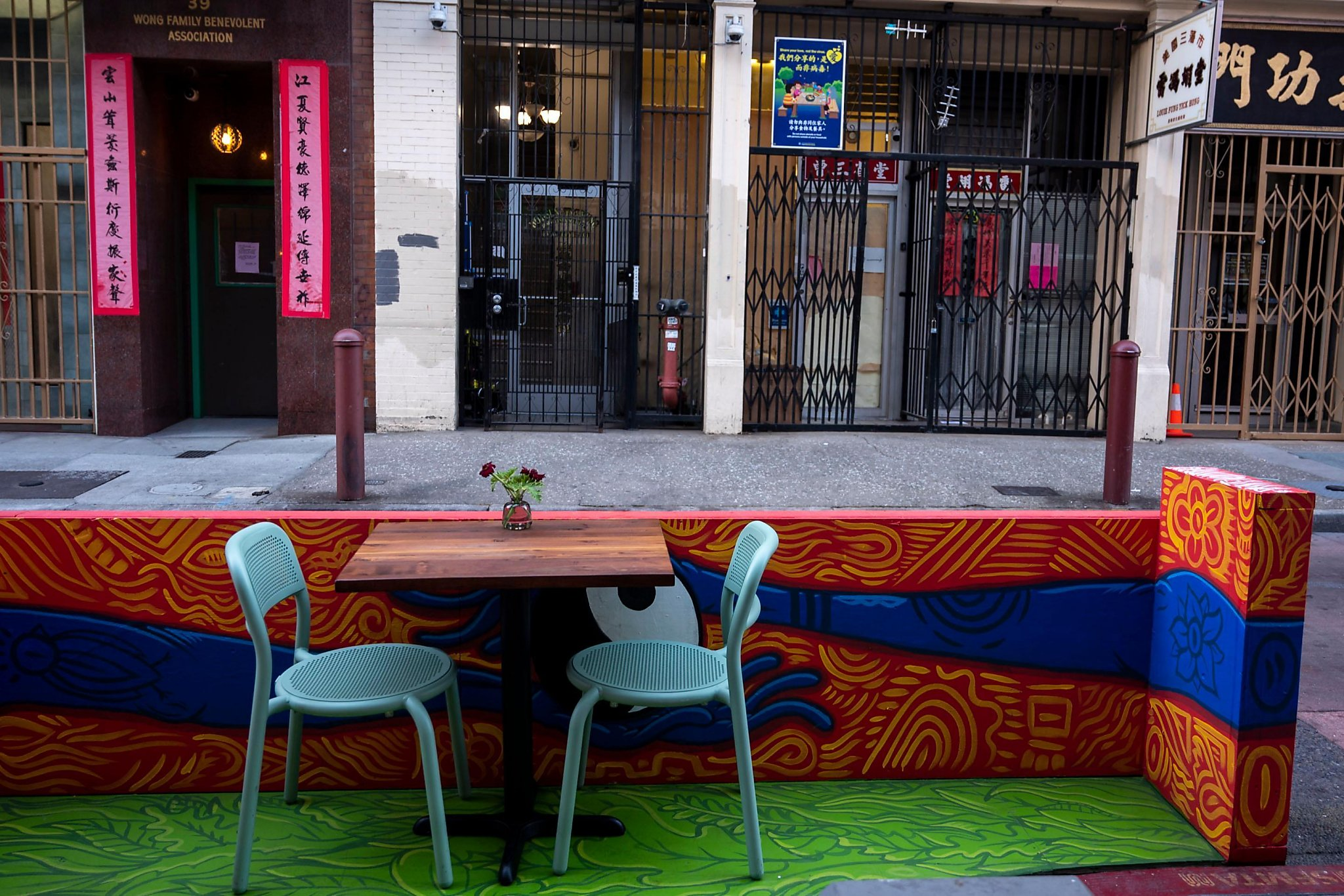 San Francisco is having a parklet moment. Here are 11 cool ones to check out right now
