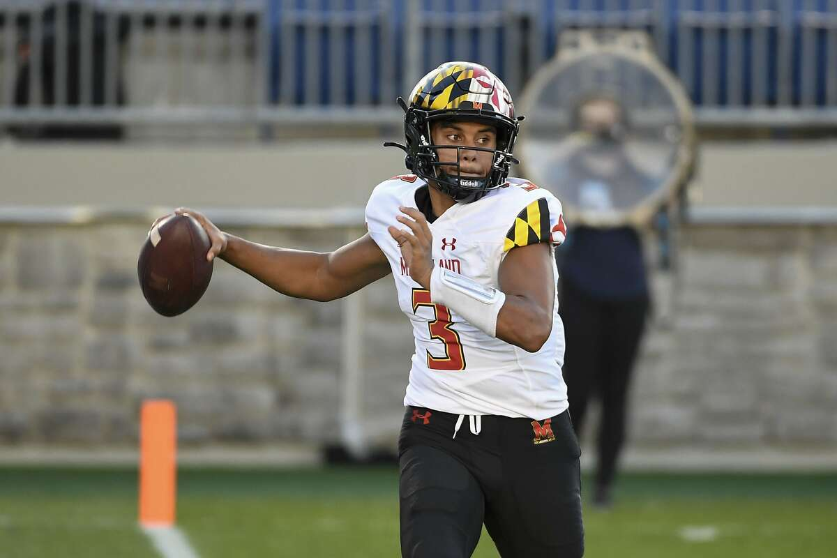 Taulia Tagovailoa and Maryland were to play Ohio State on Saturday, but a coronavirus outbreak nixed that plan.