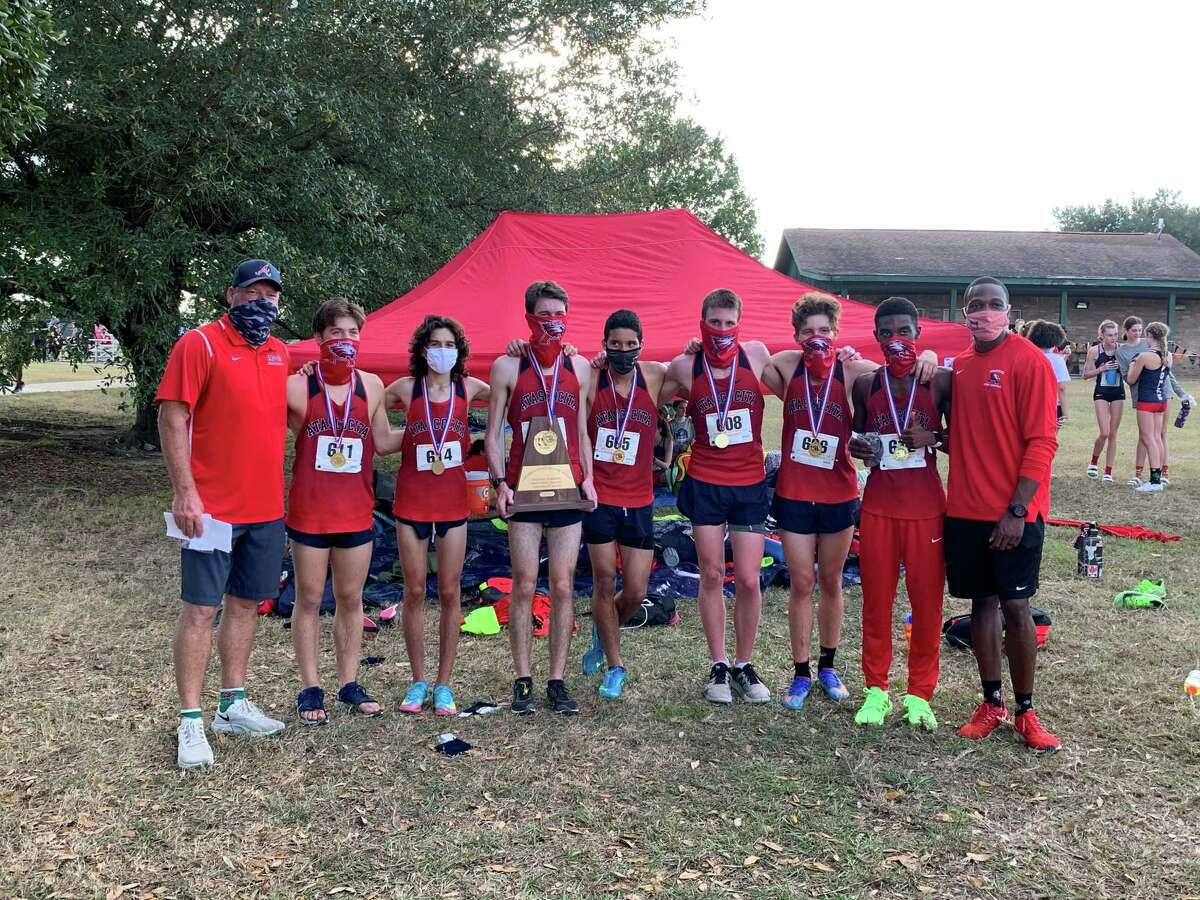 The Atascocita boys cross country team won the Region III-6A meet to advance to the state meet.