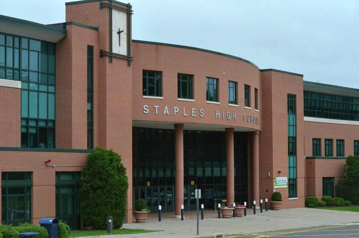 Staples High School on Wednesday July 25, 2018 in Westport Conn.