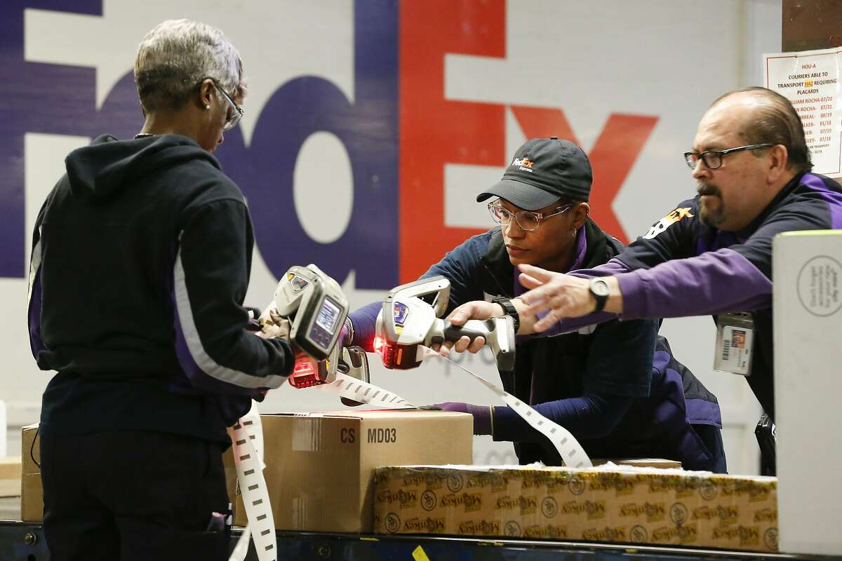 FedEx The delivery company is prepping for the peak holiday shipping season by increasing hours for existing employees and adding more than 70,000 people. The majority of those will be added to the FedEx Ground network.