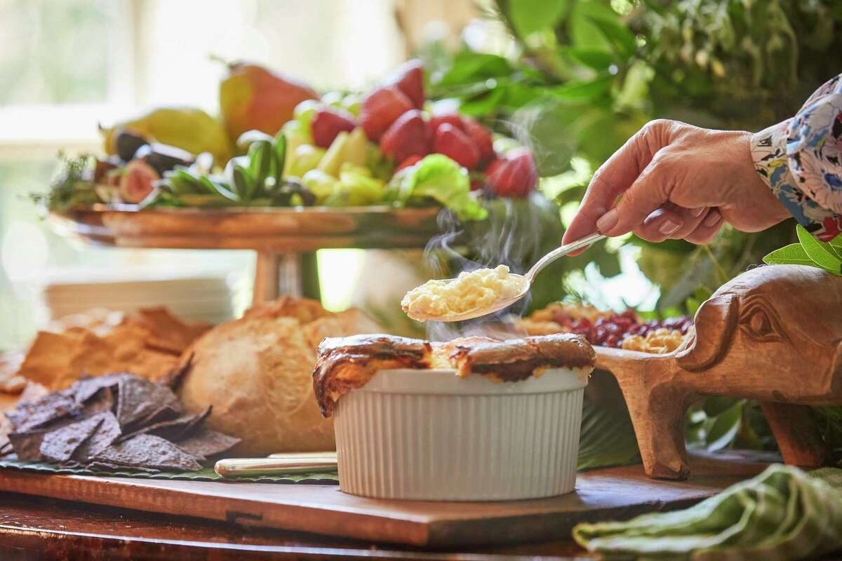 The Fab Fete is a new concept from Houston catering company Swift + Company offering freezer-to-oven gourmet souffles, available for nationwide shipping.