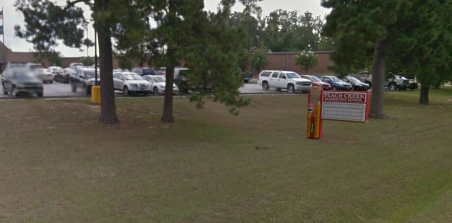 "Splendora ISD is closing Peach Creek Elementary to in-class instruction on Thursday and Friday out of an ""abundance of caution"" after another student tested positive for COVID-19. Photo: Google Maps"