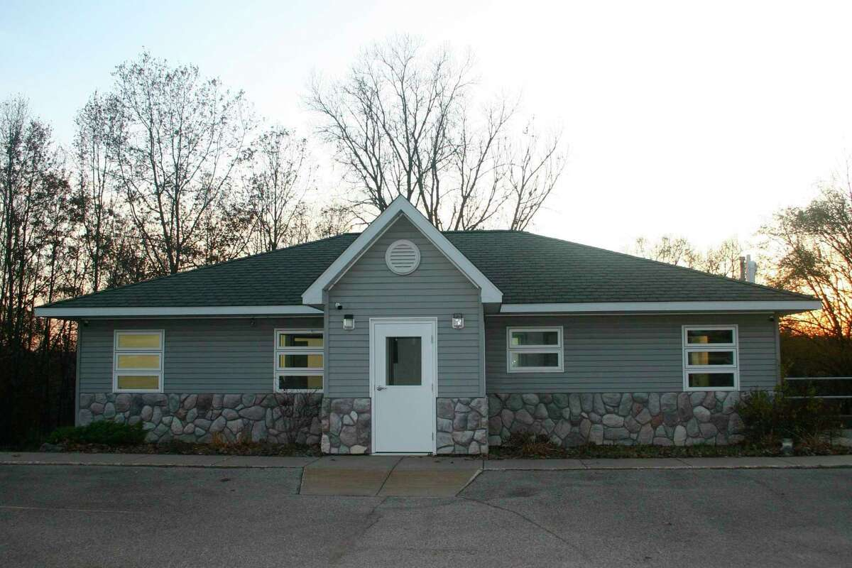 This building, at 520 S. Third Ave. in Big Rapids, is the site of the city's newest medical marijuana dispensary opening in early 2021. A former dentist's office, the facility will offer a unique experience for customers including private consultation rooms and an on site doctor once a week. (Pioneer photo/Cathie Crew)
