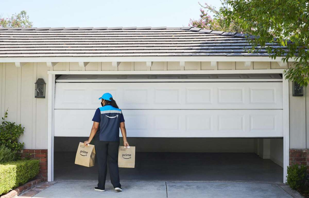 New Key In-Garage Grocery Delivery customers get a $20 after their first shopping experience