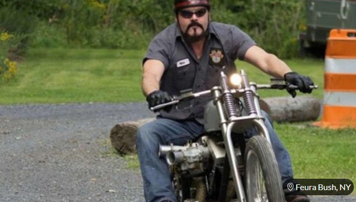 Nino Trotta was an enthusiastic motorcyclist.