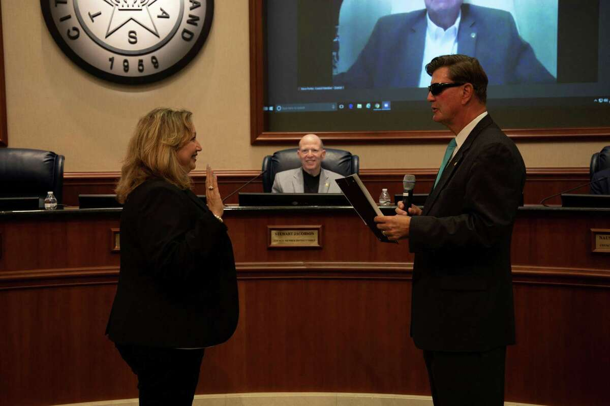 Sugar Land City Council Position 2 Council Member At-Large Jennifer Lane ran unopposed for her second term.