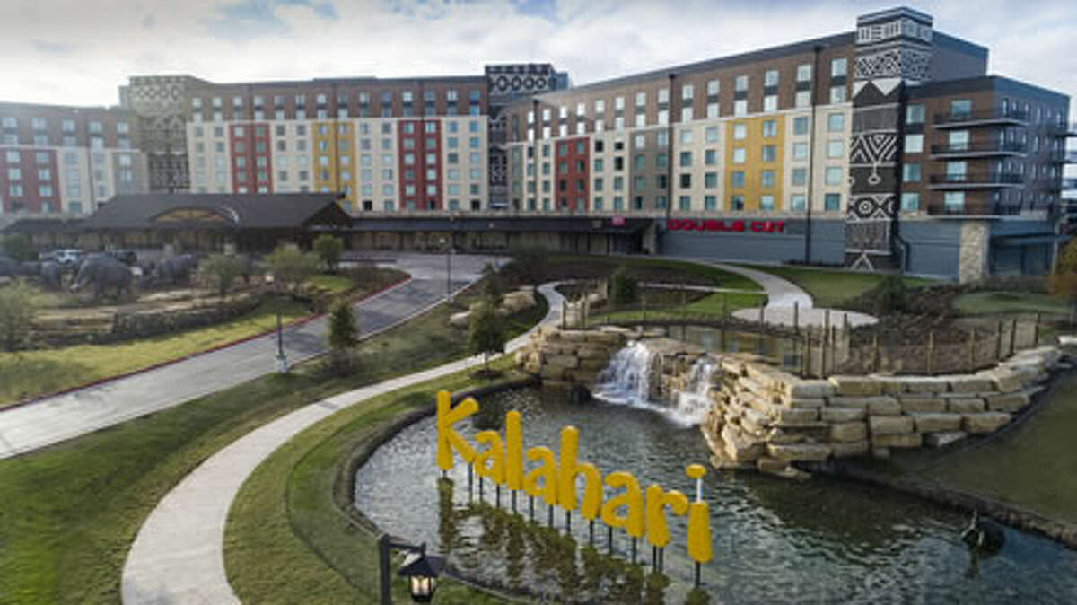 The new Kalahari Resorts and Conventions Round Rock offers 1.5 million square feet of space to play. The park said there is something fun for every age from 2 to 82.