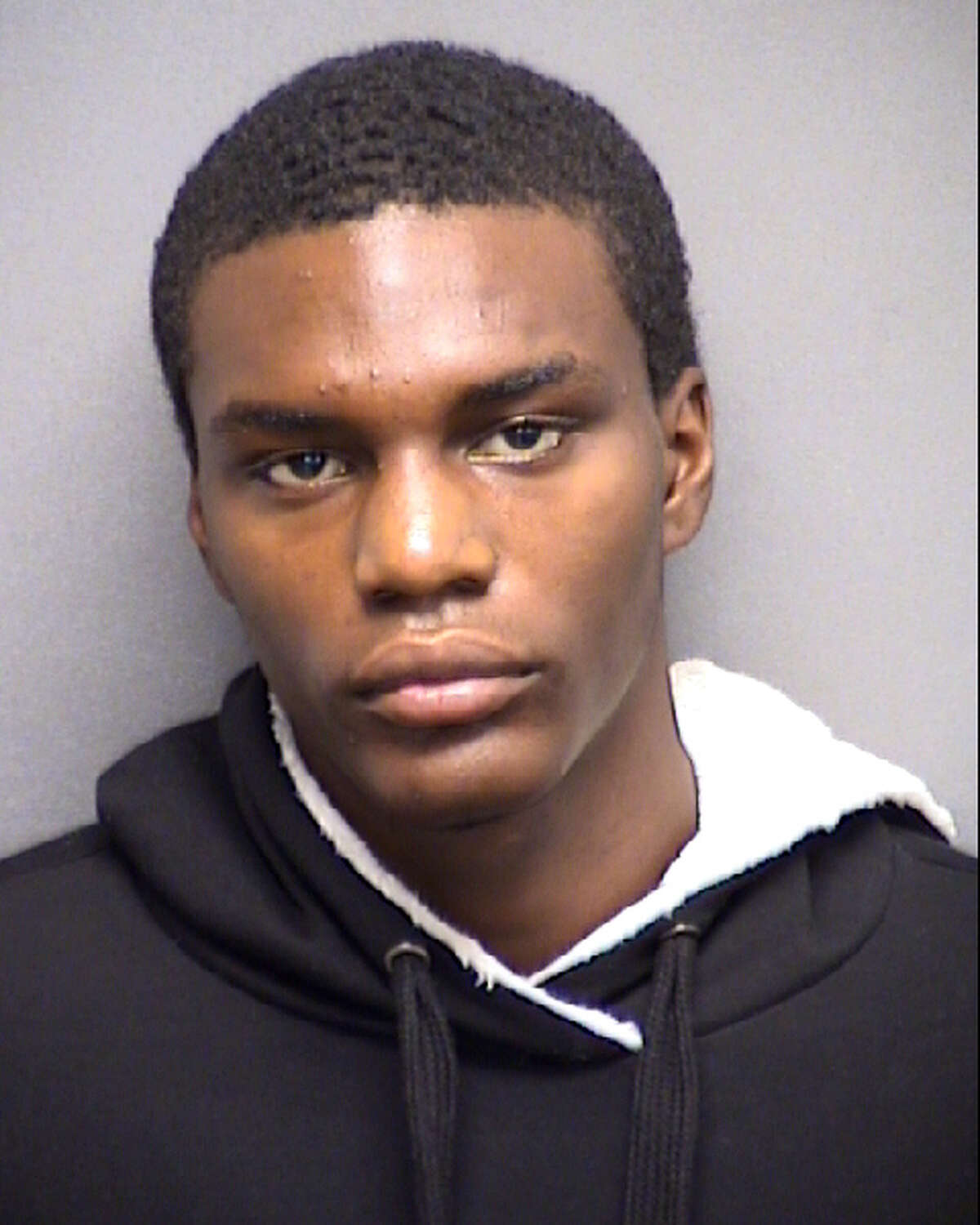 Johntavion Sounders, 18, was charged with capital murder.