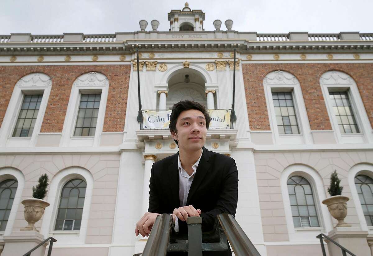 James Coleman, 21, unseated an 18-year incumbent when he ran for City Council in South San Francisco's District Four.