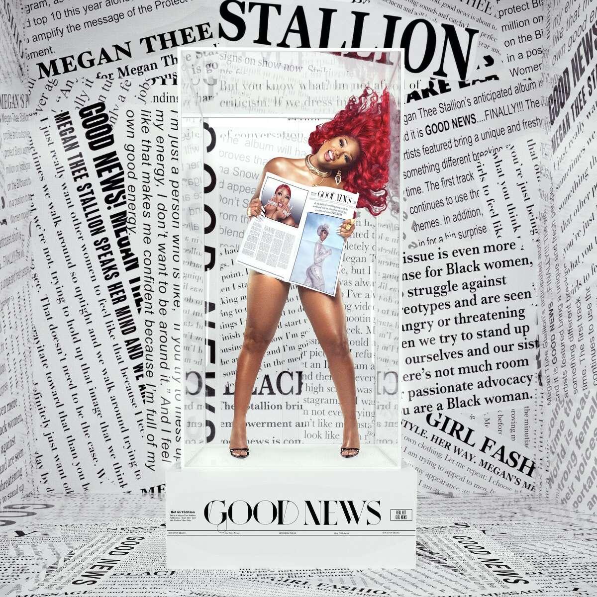 Megan Thee Stallion's debut album,