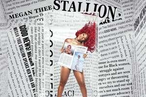 Megan Thee Stallion's debut album, Good News, is out Nov. 20.