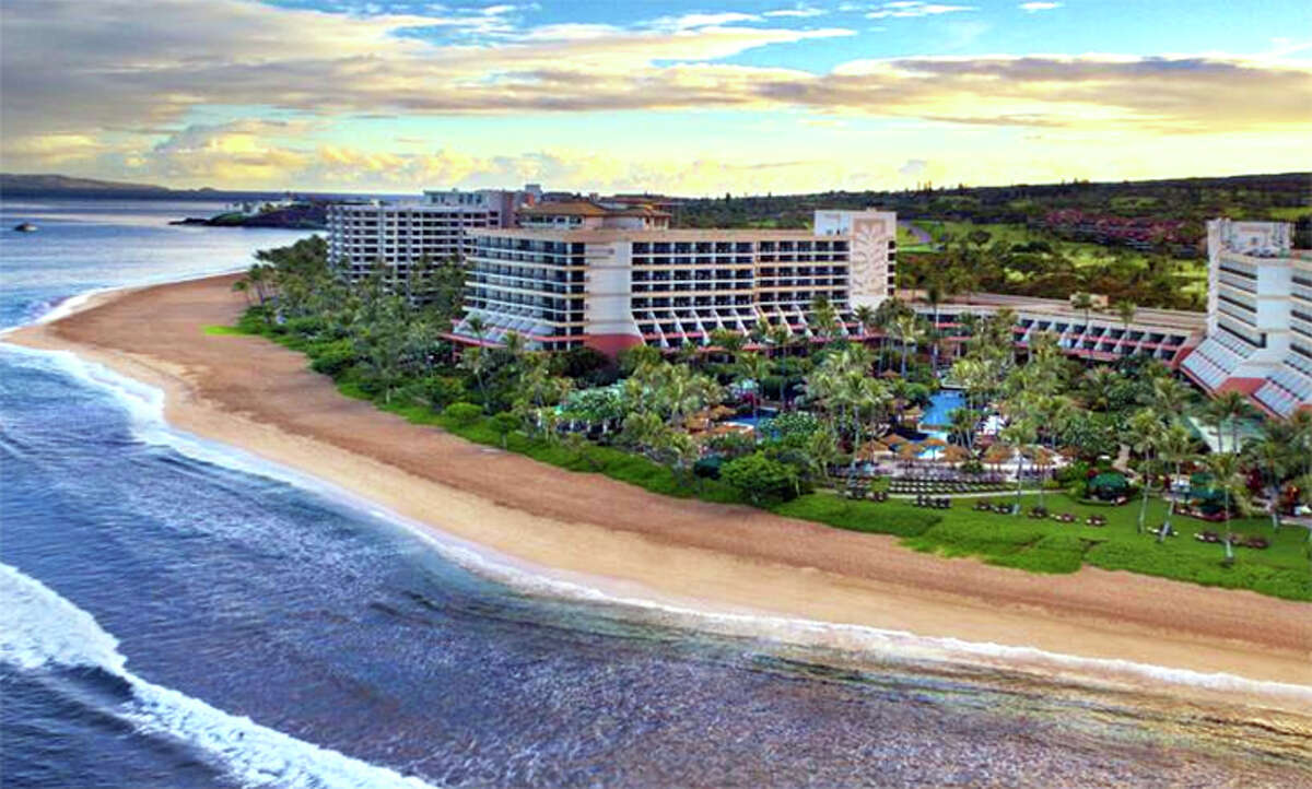Hawaiian beach destinations like the Marriott Maui Ocean Club are always hot properties for reward travel.