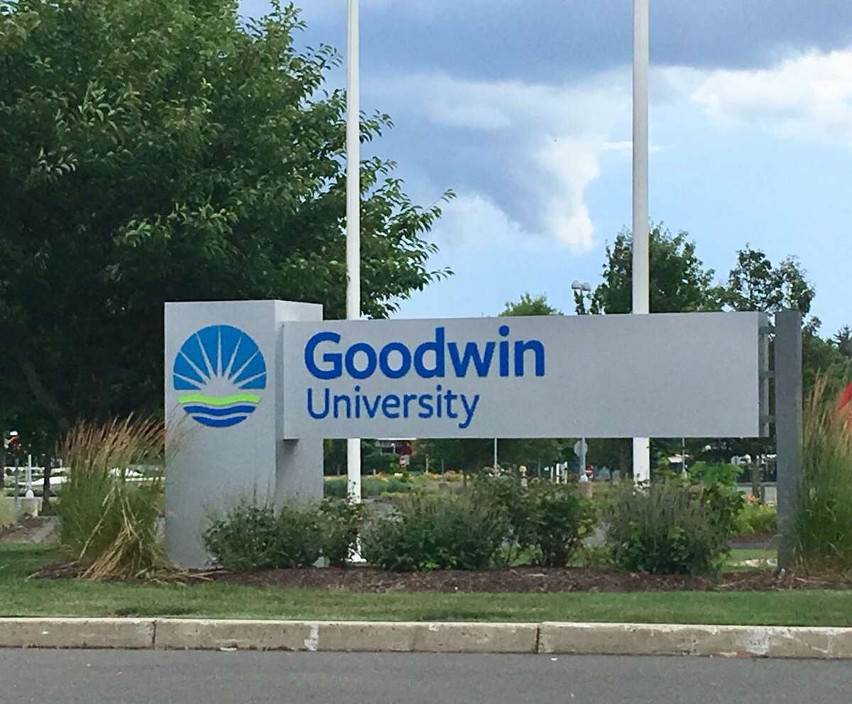 Goodwin University is located at One Riverside Drive in East Hartford.