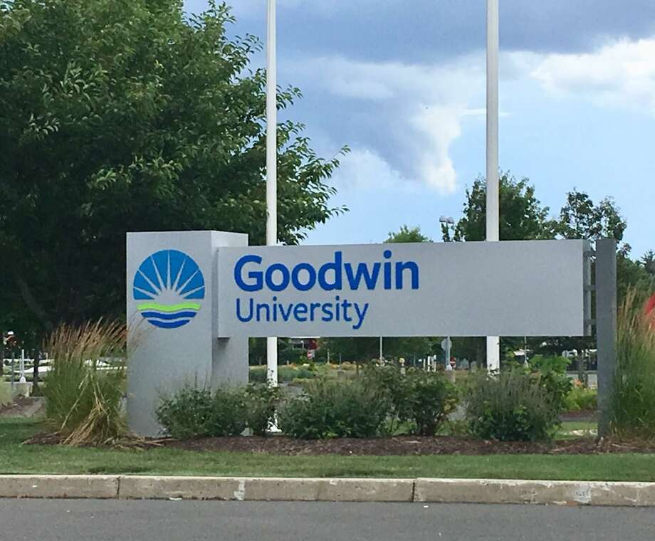 Goodwin University is located at One Riverside Drive in East Hartford. Photo: Linda Conner Lambeck / Hearst Connecticut Media